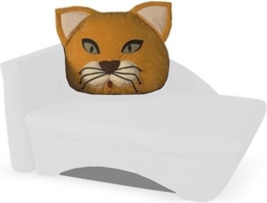 Wizualizacja - SMYK II TAPCZANIK JEDNOOSOBOWY Z POJEMNIKIEM NA POŚCIEL (CAT)