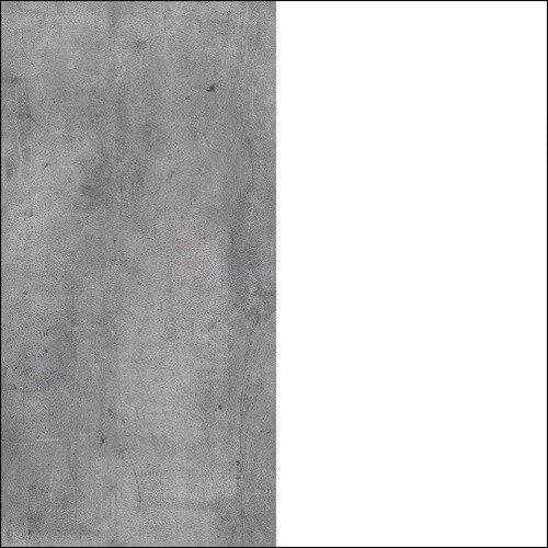 Beton / biały