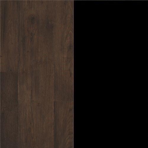 Dąb brązowy / czarny
