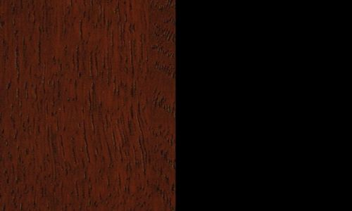 Dąb barwiony na koniak /czarny mat