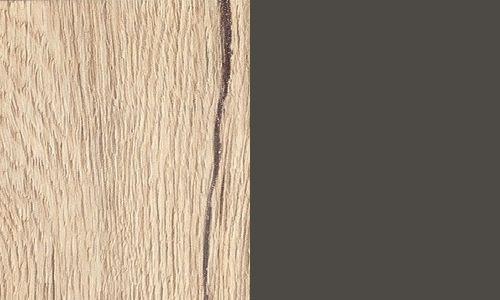 Dąb san remo jasny / lava (braz mat)